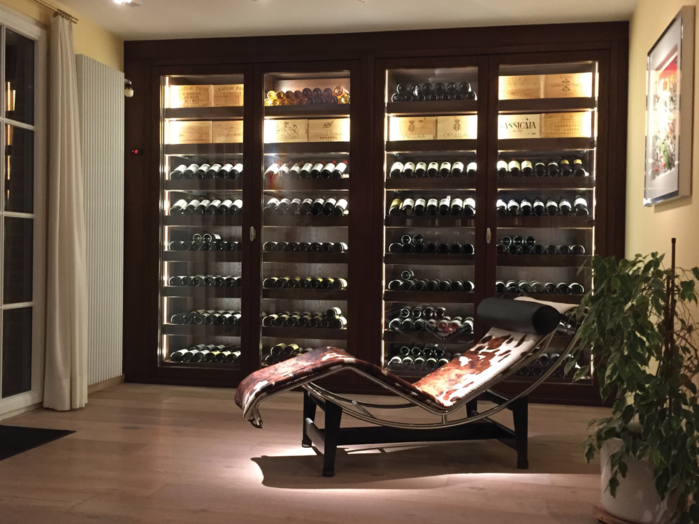 Wine Rooms From Wine Corner
