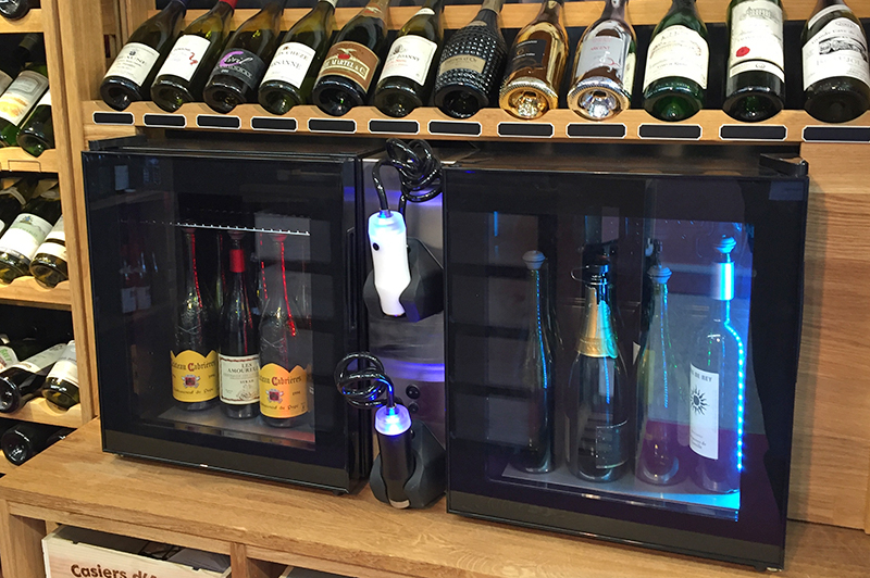 Wine Fridge – TechnoWine System