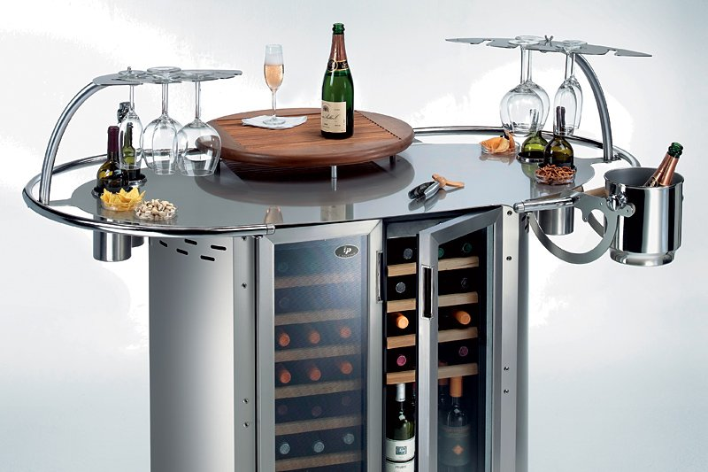 Wine Serving Workstations from Wine Corner