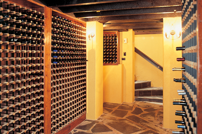 Specialist cabinets combine the perfect climate for mid to long term wine storage with the capability to store wine in almost any area of your home. & Wine Storage Solutions u0026 Advice From Wine Corner