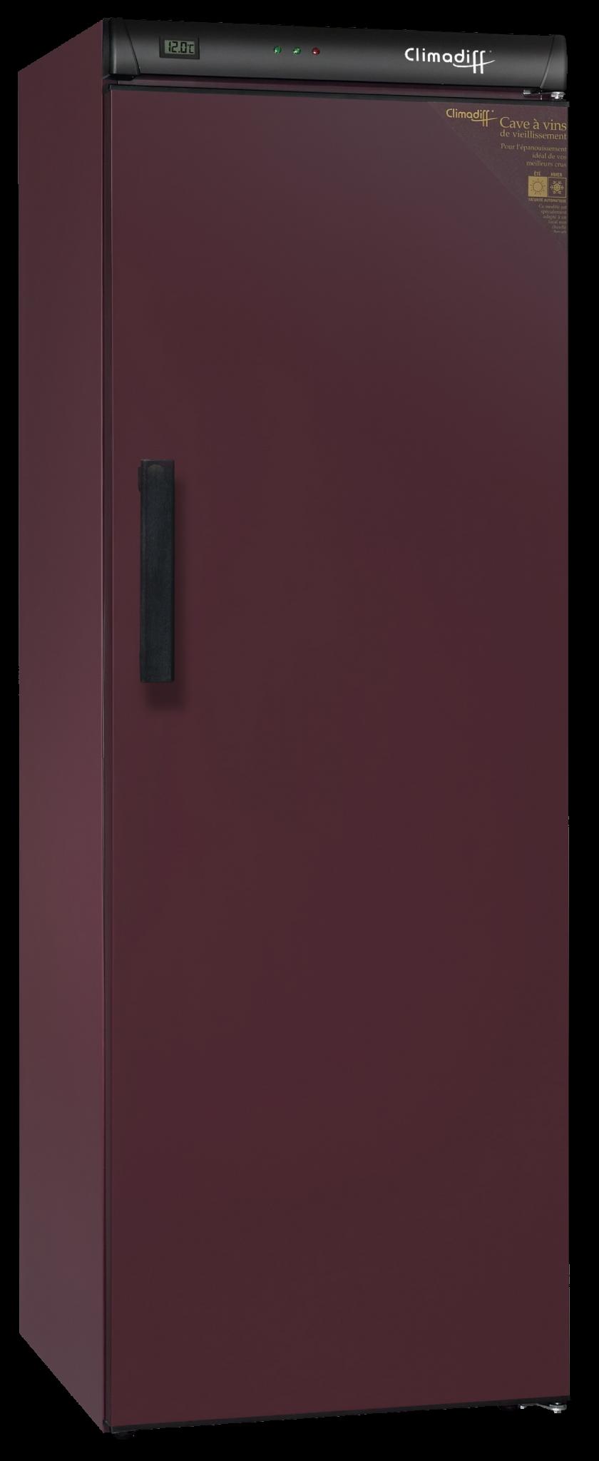 climadiff f s wine cabinet cvp270a wine cellar storage solutions. Black Bedroom Furniture Sets. Home Design Ideas