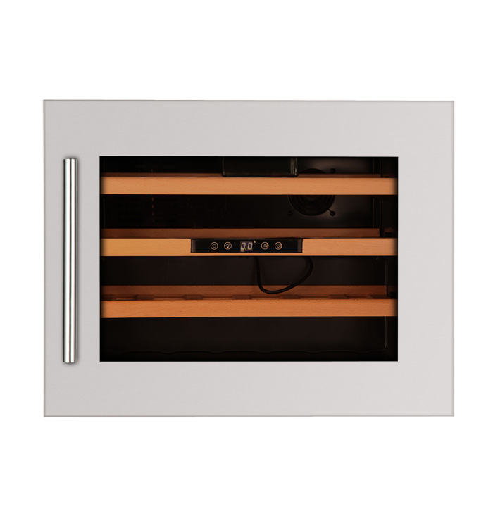 Integrated Wine Cabinet CLI24 From Wine Corner