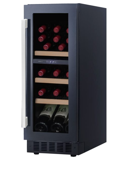 Integrated wine cabinet AVU18CDZA from wine corner