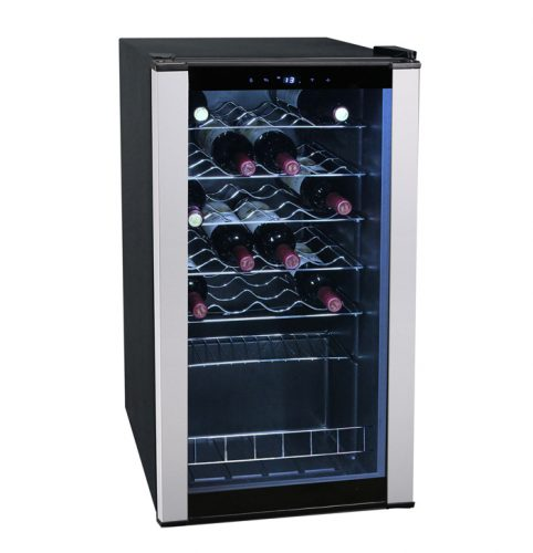 Metal Wine Cabinet CLS28 From Wine Corner