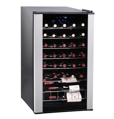 Metal Wine Cabinet CLS33A From Wine Corner