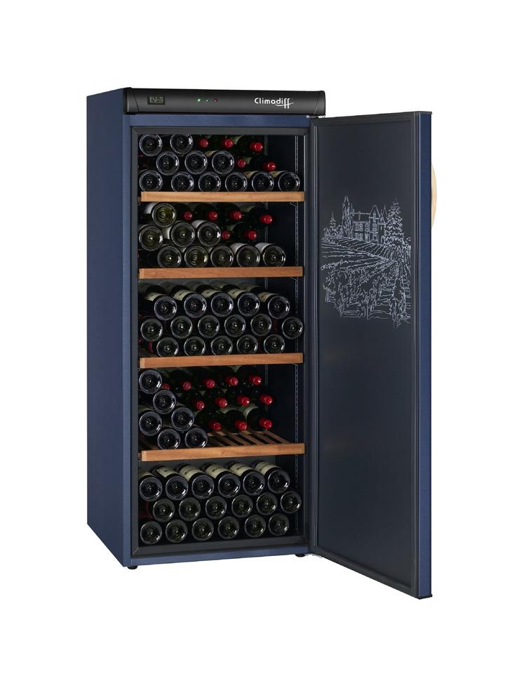 Climadiff F/S Ageing Wine Cabinet CVP180  sc 1 st  from Wine Corner & Wine Storage UK - Metal Wine Cabinets from Wine Corner