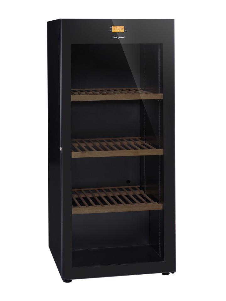 Metal wine cabinet dvp180g 2 from wine corner wine corner - Armoire metal alinea ...