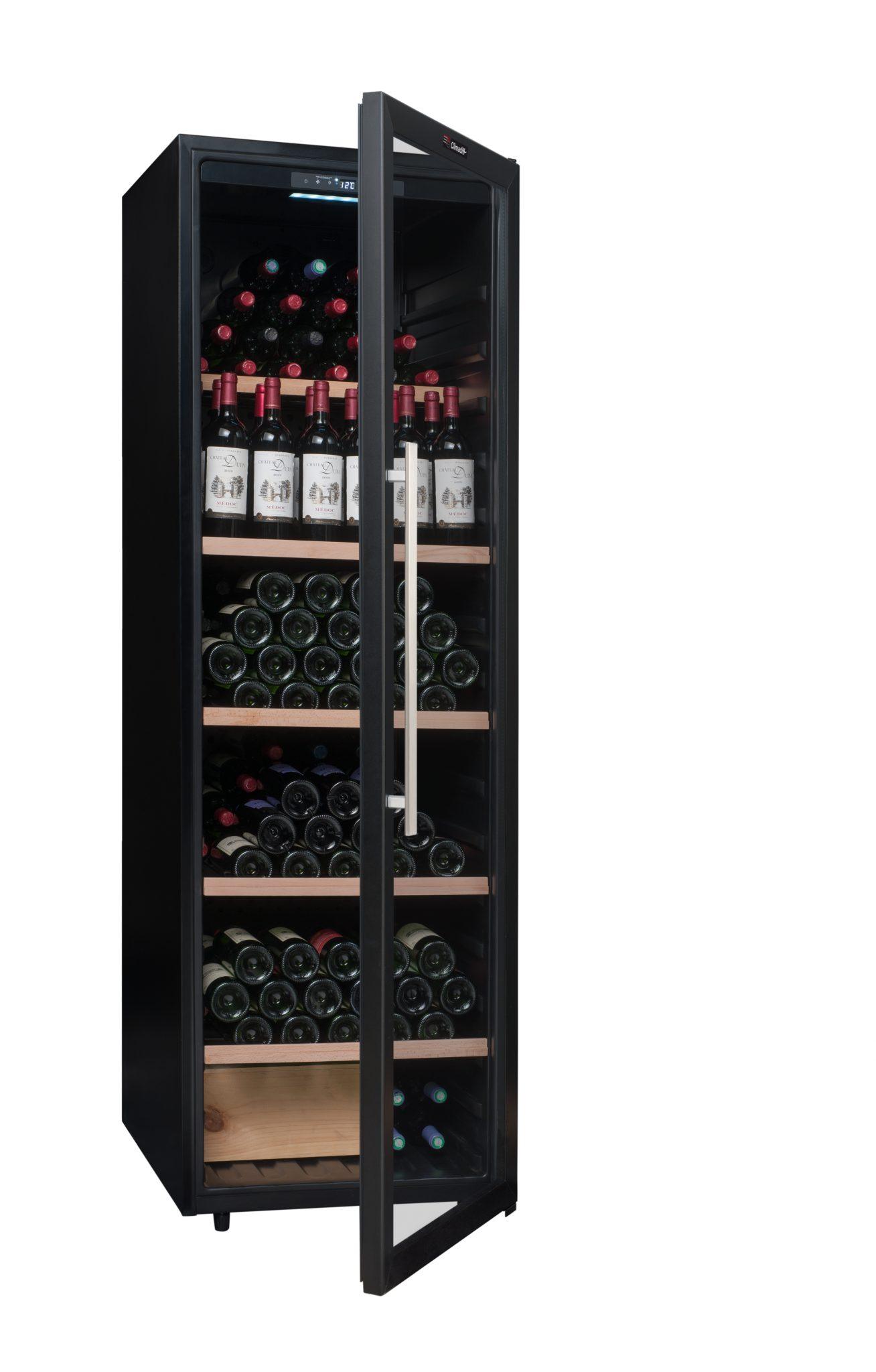 Pclv250 porte semi ouverte profil wine corner for Porte ouverte
