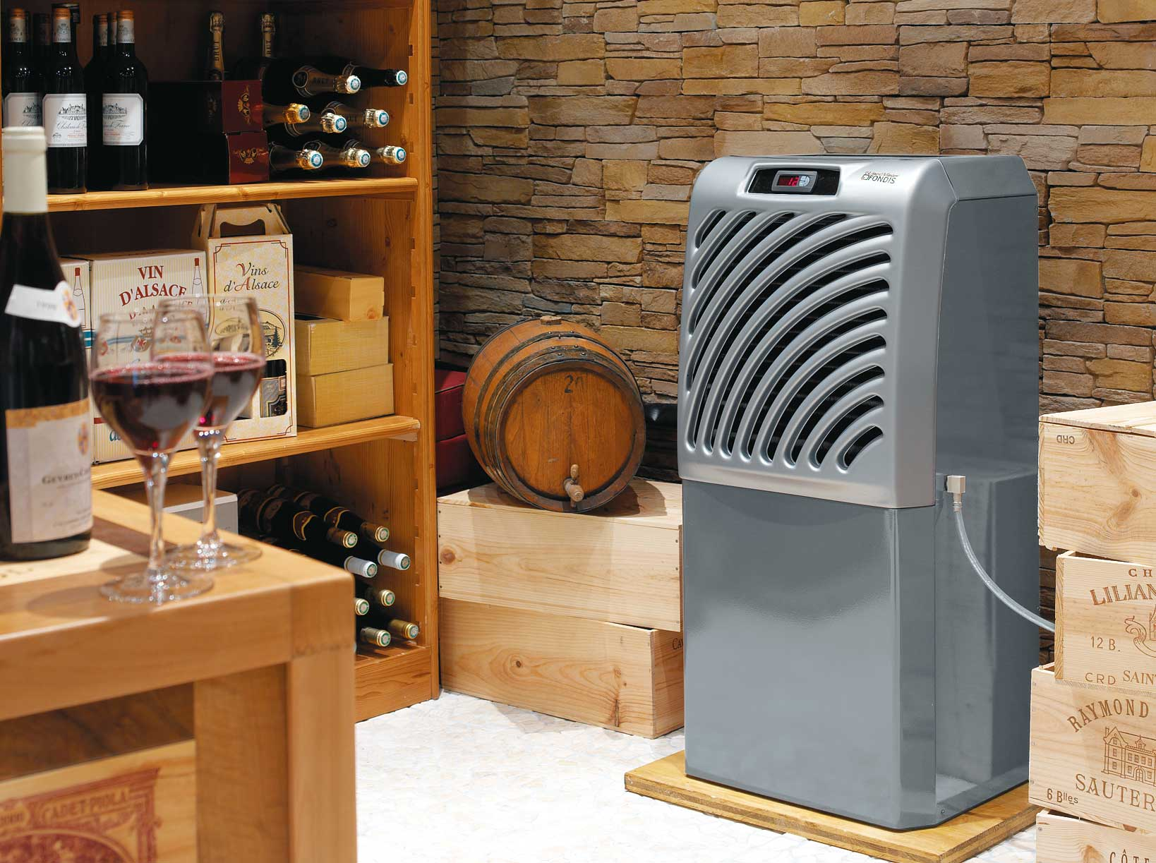 & Introduction to Wine Cellar Conditioning Equipment from Wine Corner
