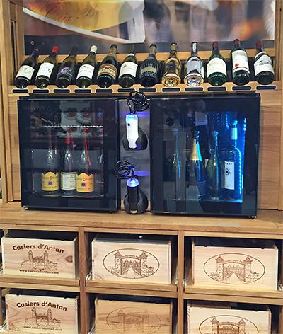 New Wine Preservation System From Wine Corner