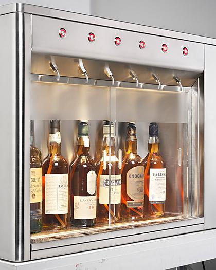 New Self Service Whiskey Dispenser From Wine Corner