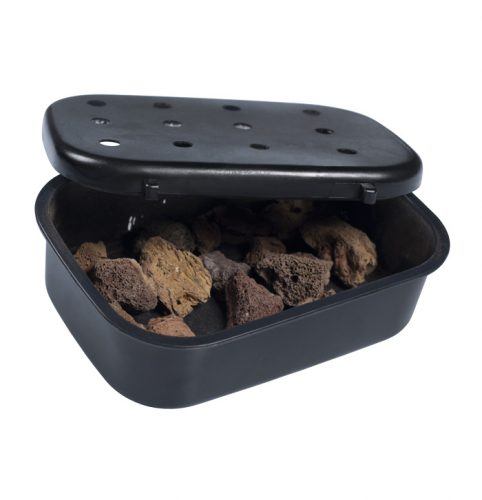 Accessories Lava Stone Box From Wine Corner