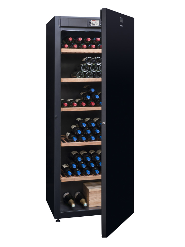Metal wine cabinet DHA305 from Wine Corner