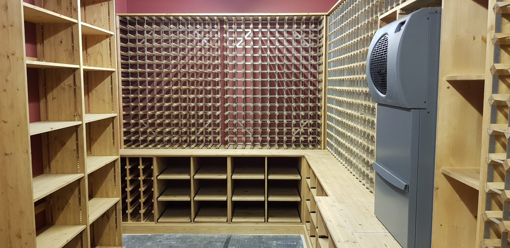 Adapting your wine storage to your living environment