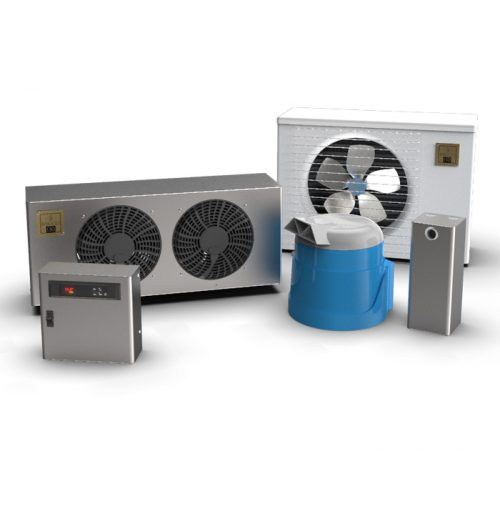 Bacco Conditioning Unit 130S from Wine Corner